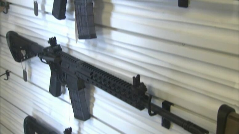 U.S. Appeals Court In Chicago Again Upholds Laws Banning Assault Weapons