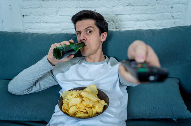 Sedentary lifestyle linked to doubled mortality risk