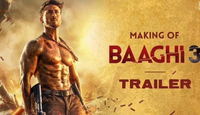 baaghi 3 trailer