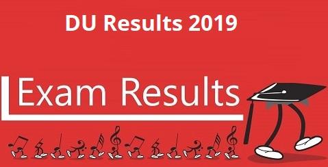 DU results 2019
