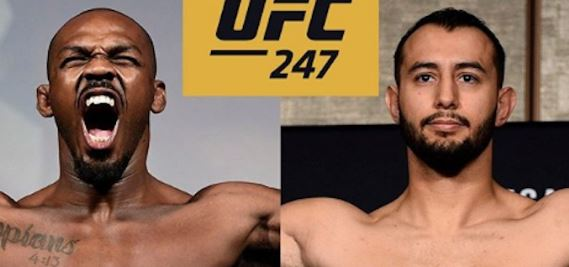 ufc 247 results