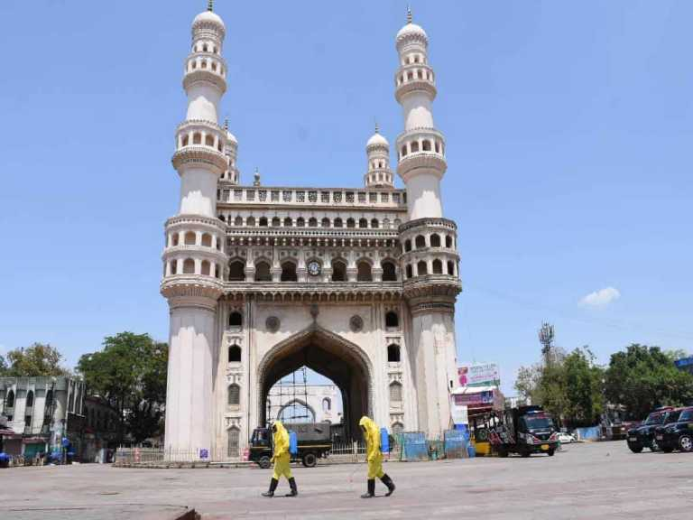 Kothi & Abids in Hyderabad were ruled by Britain, not Nizam