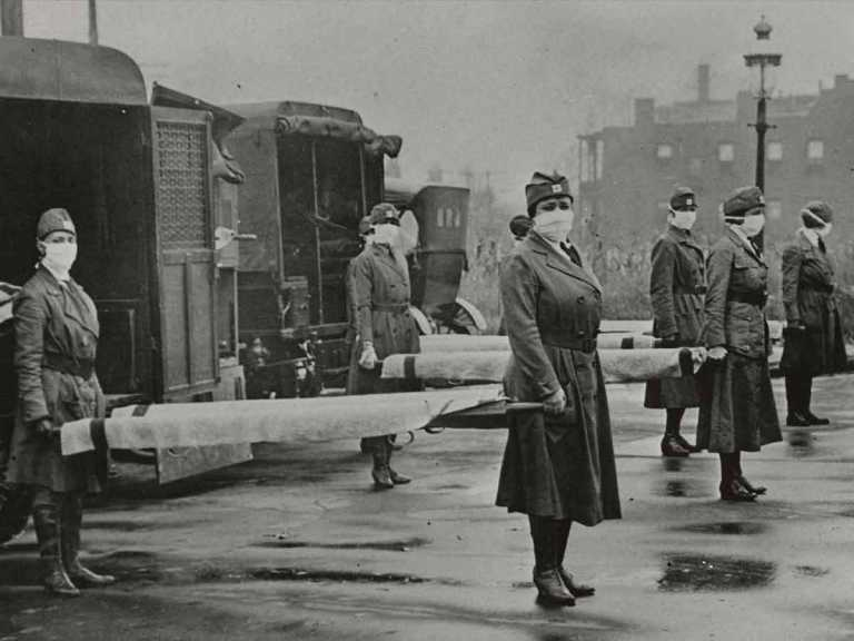 COVID-19: How can we avoid a repeat of Spanish Flu History of 1918?