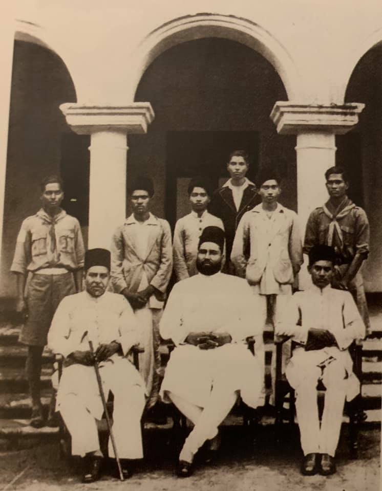 Narasimha Rao with Bahadur Yar Jung – A pic is worth 1000 words