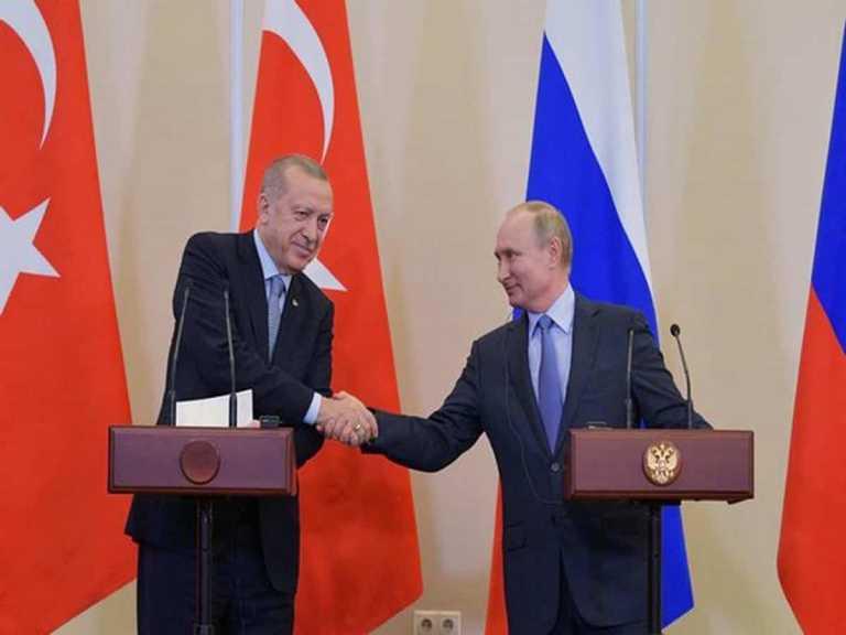 Putin, Erdogan discuss Hagia Sophia over the telephone