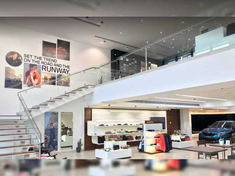 First-ever BMW Urban Retail Store launched in Hyderabad