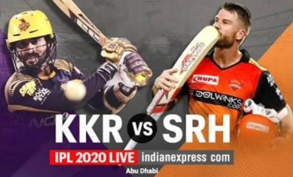 KKR vs SRH Live Score, IPL 2020: Pat Cummins removes Jonny Bairstow early