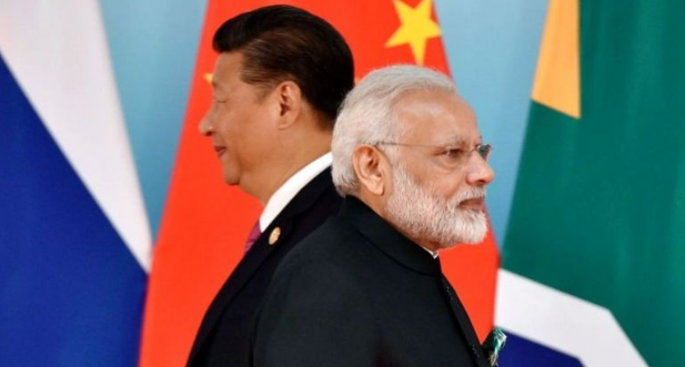 India borrowed Rs 9000 crore from a bank operating in China amid border dispute?
