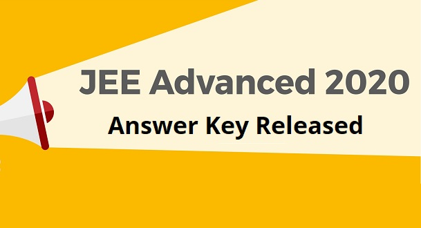 JEE Advanced 2020 Answer Key Released: JEE Advanced 2020 Analysis by Allen