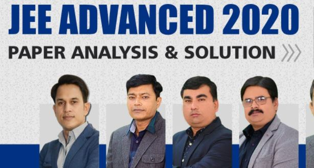 JEE Advanced 2020 Paper 1 & 2 Analysis, Answer Key, Cut-off, Review, Student Reaction