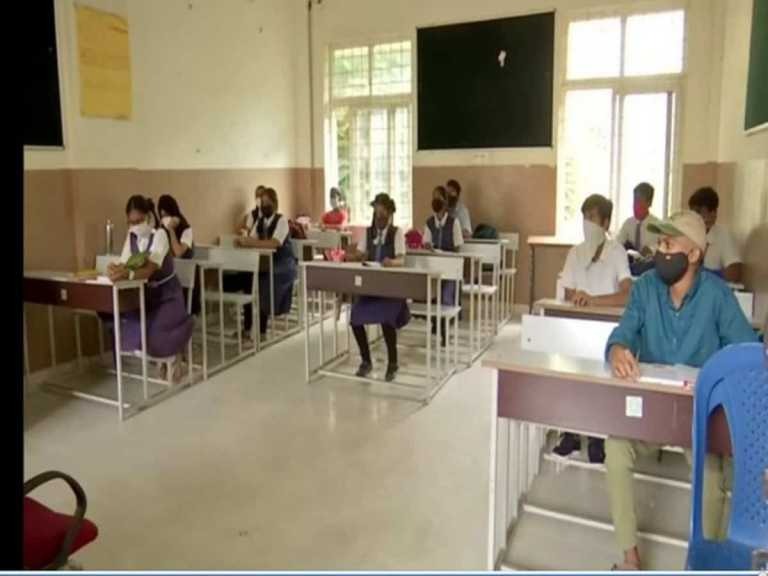 Government schools in Hyderabad reopen
