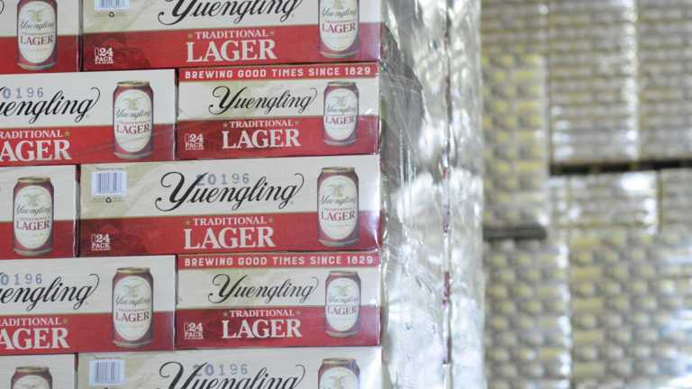 Yuengling, America's oldest brewer, expanding to the west for first time