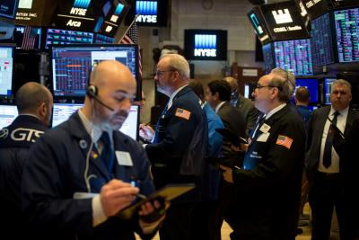 US stocks plunge over 400 pts after Trump tests Covid-19 positive