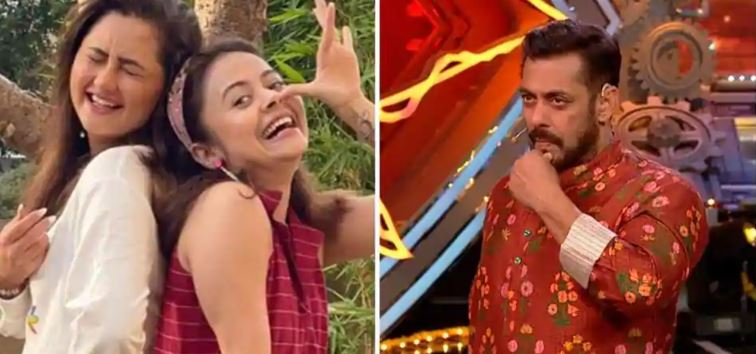 Bigg Boss 14: Devoleena Bhattacharjee Angrily Reacts To Salman Khan's Comment About Her, Rashami Desai Getting Less Votes