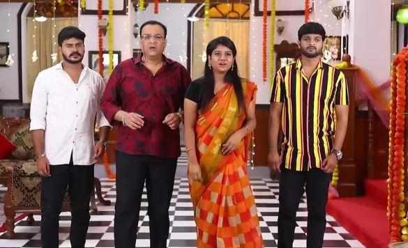 Yaaradi Nee Mohini 28th November 2020 Written Episode Update: Twist