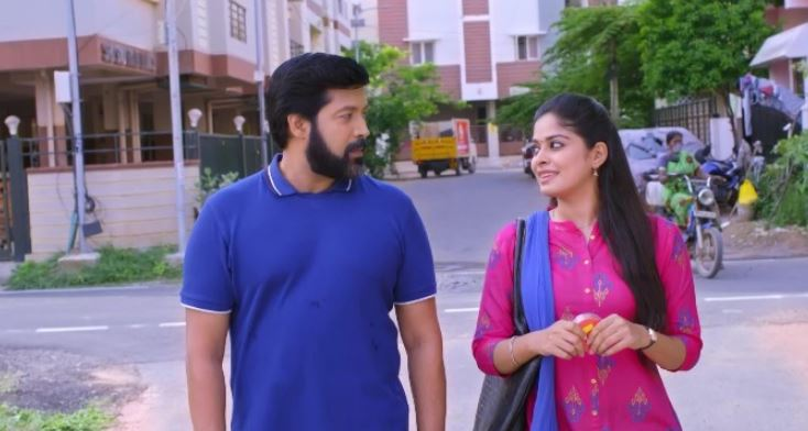 Written Episode Neethane Enthan Ponvasantham 25th December 2020