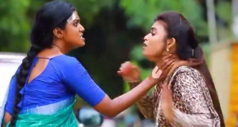 Written Episode Bharathi Kannamma 28th January 2021