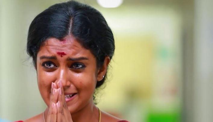 Written Episode Bharathi Kannamma 30th January 2021