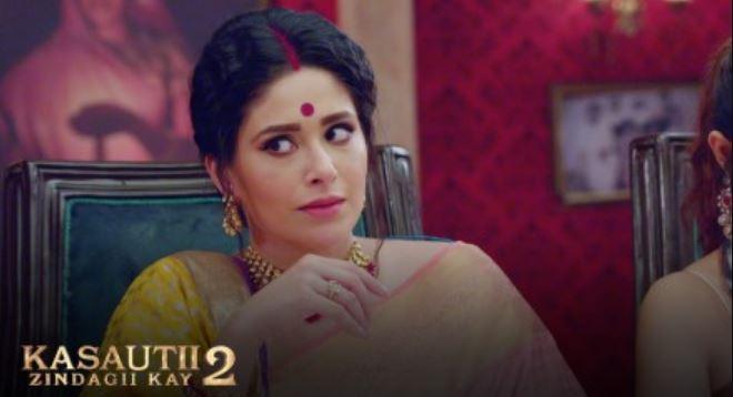 Written Episode Kasautii Zindagii Kay 25th January 2021