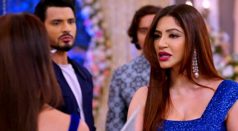 Written Episode Kumkum Bhagya 25th January 2021