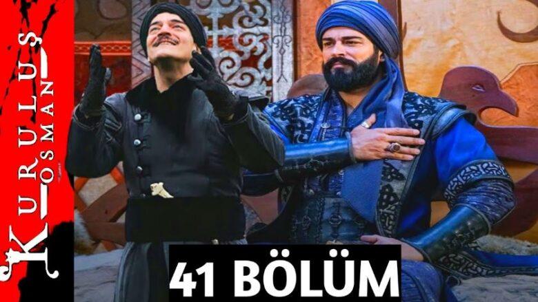 Ep 41: Kurulus Osman Season 2 Episode 14