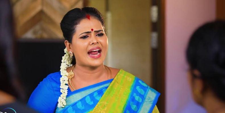 Written Episode Naam Iruvar Namakku Iruvar 29th January 2021