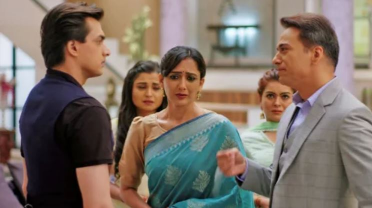 Written Episode Yeh Rishta Kya Kehlata Hai 21st January 2021