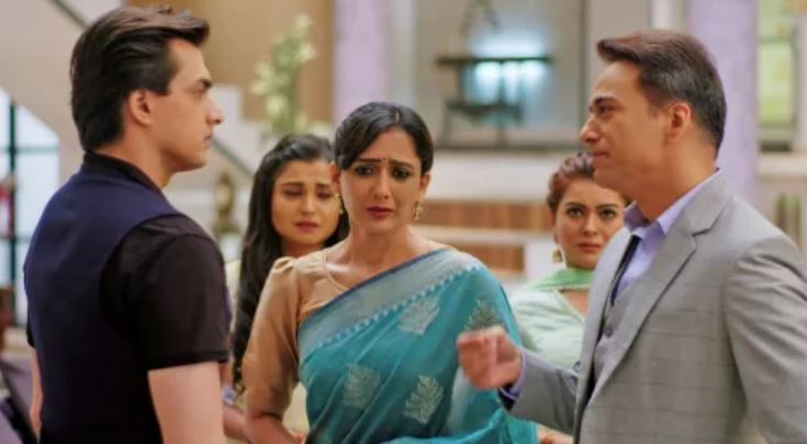 Written Episode Yeh Rishta Kya Kehlata Hai 25th January 2021