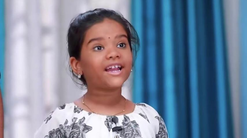 Written Episode Bharathi Kannamma 3rd March 2021