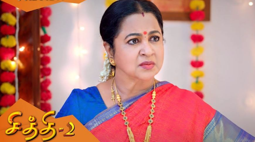 Written Episode Chithi 6th March 2021