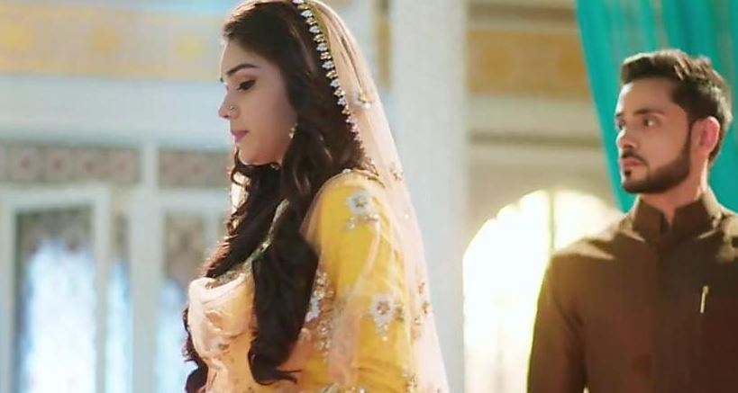 Written Episode Ishq Subhan Allah 5th March 2021