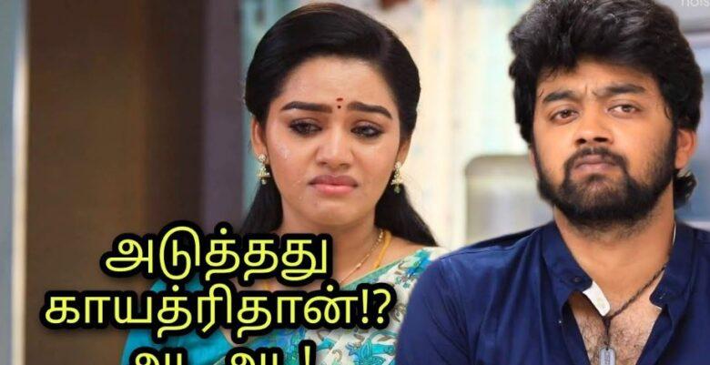 Written Episode Naam Iruvar Namakku Iruvar 8th April 2021