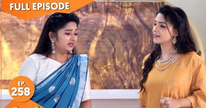 Written Episode Chithi 12th March 2021