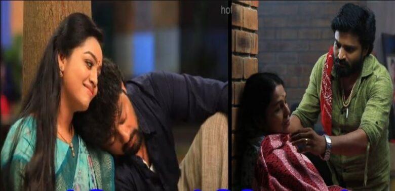 Written Episode Naam Iruvar Namakku Iruvar 10th March 2021