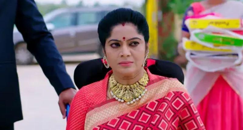 Written Episode Naga Bhairavi 11th March 2021