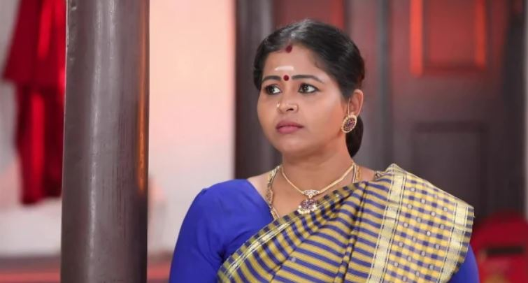 Written Episode Pandian Stores 13th March 2021
