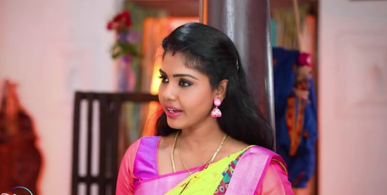 Written Episode Pandian Stores 9th March 2021