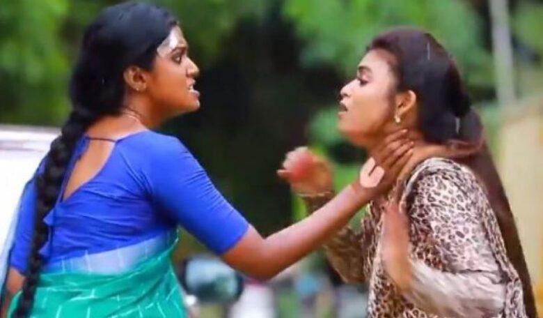 Written Episode Bharathi Kannamma 24th April 2021