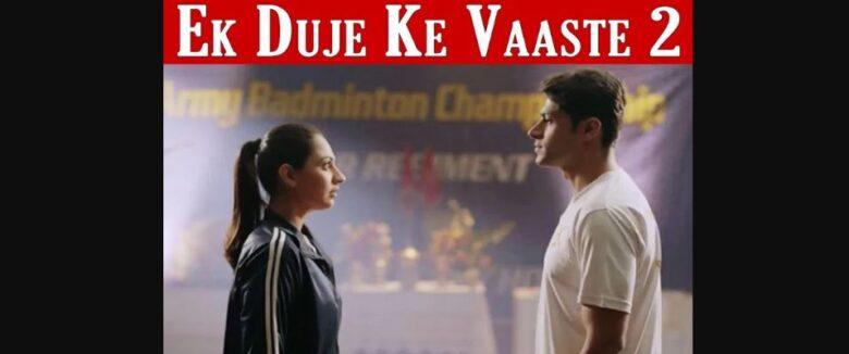 Written Episode Ek Duje Ke Vaaste 2, 26th April 2021