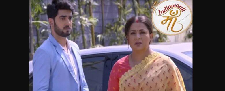 Written Episode Indiawaali Maa 26th April 2021