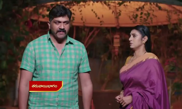 Written Episode Intinti Gruhalakshmi 16th April 2021