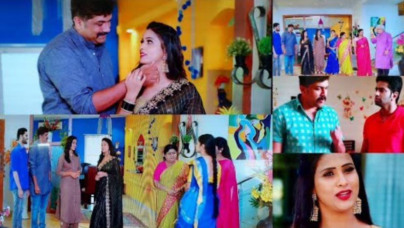 Written Episode Intinti Gruhalakshmi 19th April 2021
