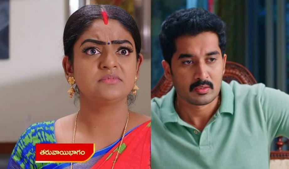 Written Episode Karthika Deepam 19th April 2021