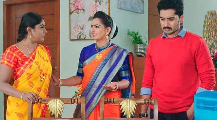 Written Episode Karthika Deepam 21st April 2021