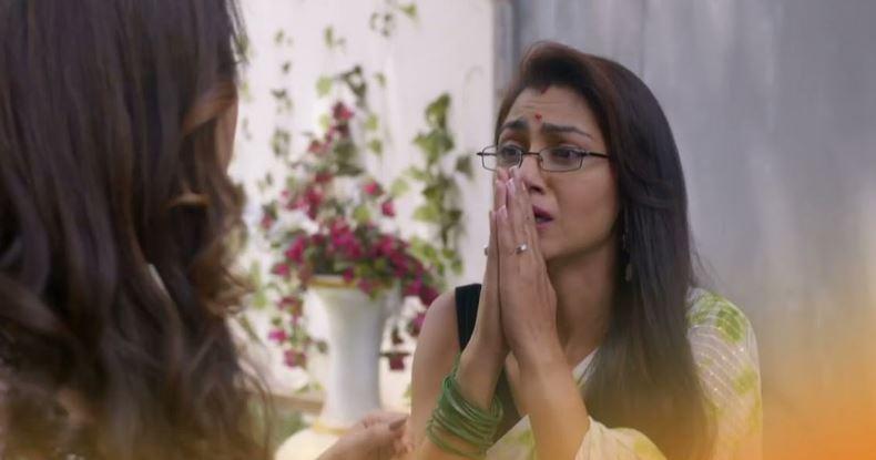 Written Episode Kumkum Bhagya 23rd April 2021