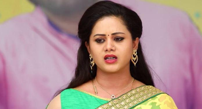 Written Episode Naam Iruvar Namakku Iruvar 1st May 2021