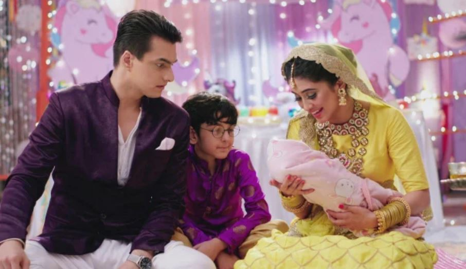 Written Episode Yeh Rishta Kya Kehlata Hai 17th April 2021