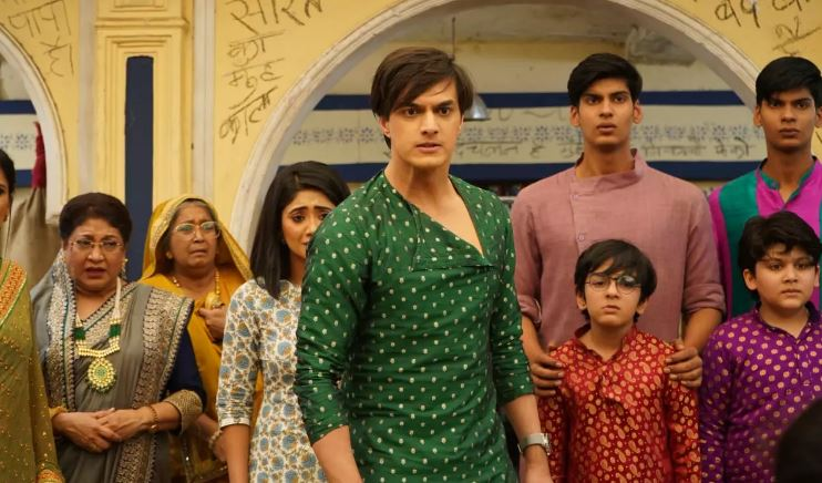 Written Episode Yeh Rishta Kya Kehlata Hai 20th April 2021