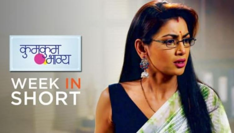 Written Episode Kumkum Bhagya 11th May 2021