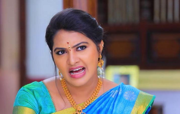 Written Episode Naam Iruvar Namakku Iruvar 13th May 2021